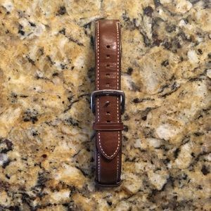 Tan/Cognac Coach Watch Band